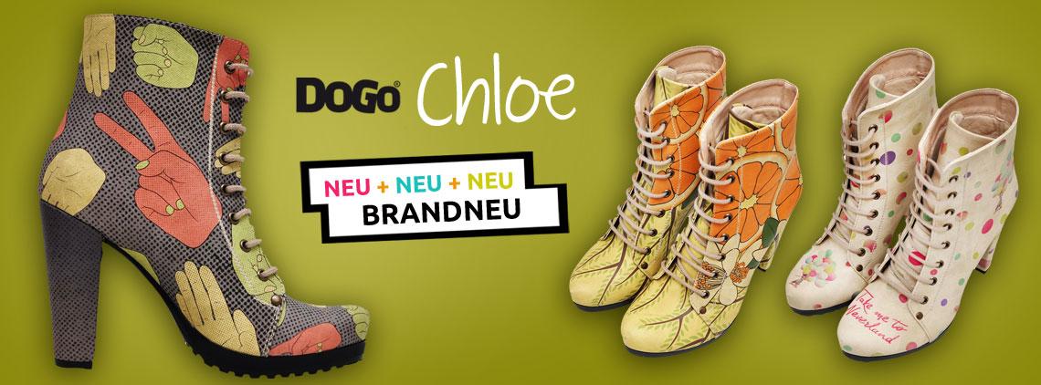 DOGO Chloe Stiefeletten