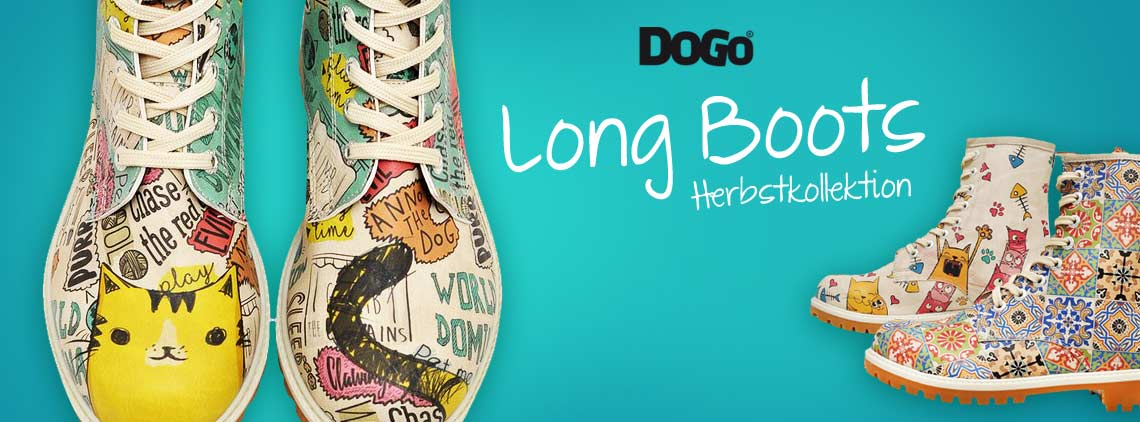 DOGO Long Boots