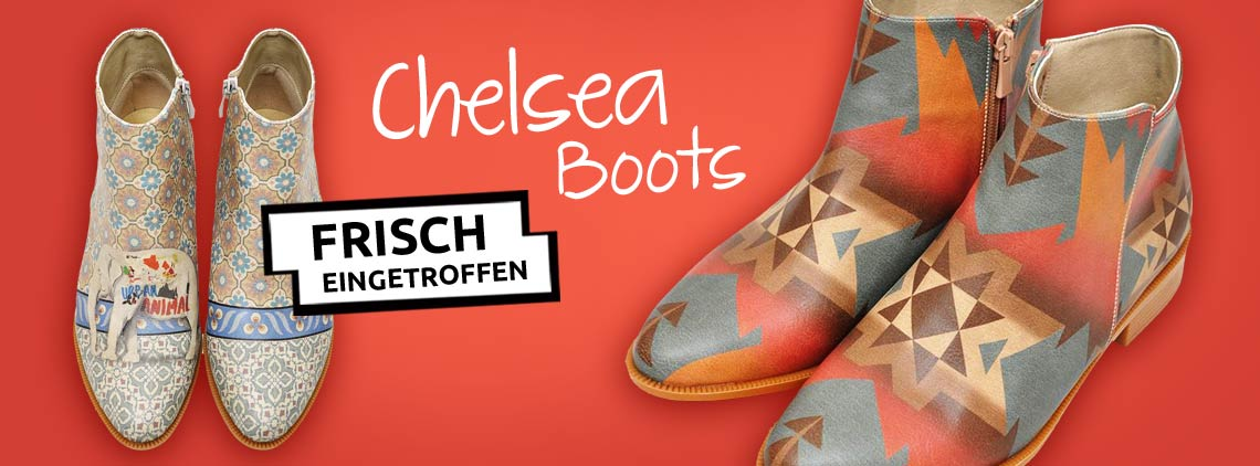 DOGO Chelsea Boots