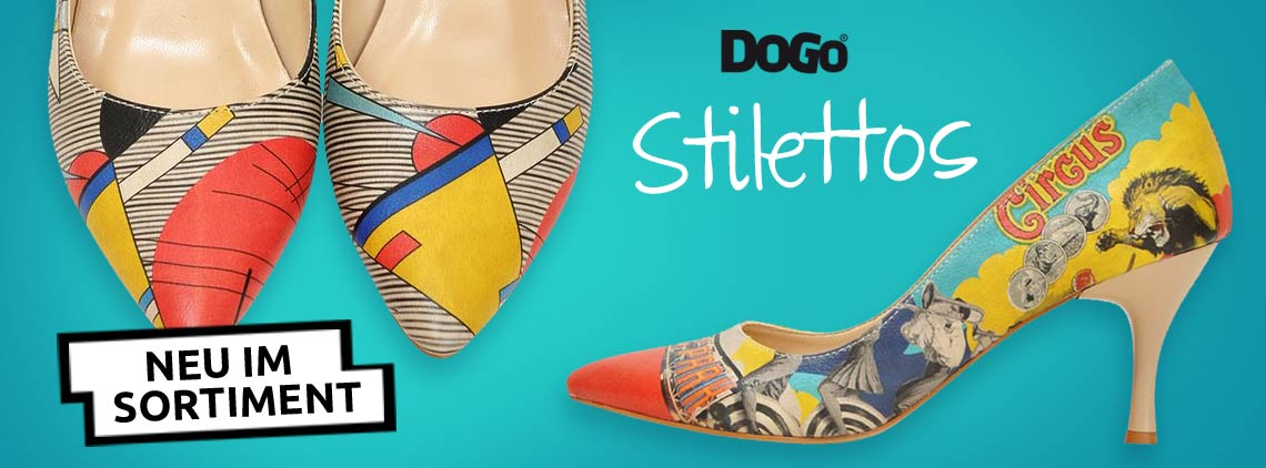 DOGO Stilettos