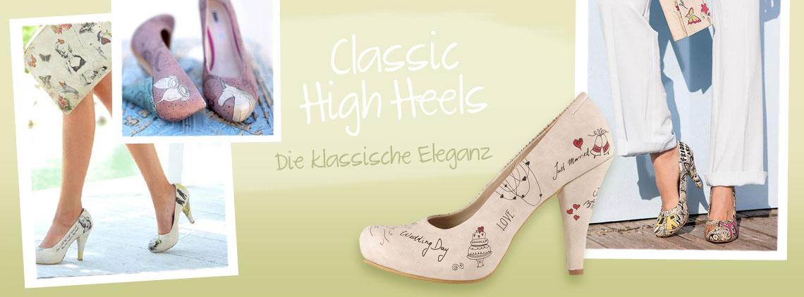 DOGO High Heels