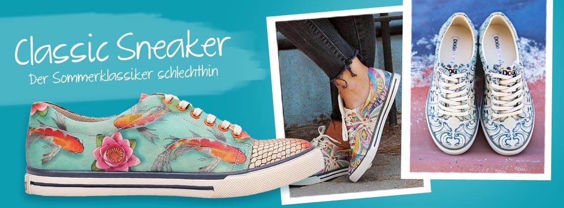 DOGO Sommer-Sneaker