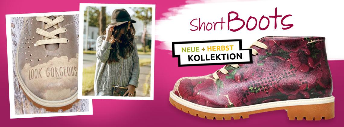 Short Boots 2017