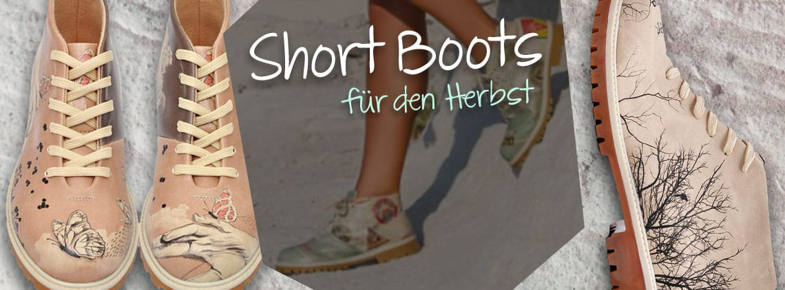 DOGO Short Boots
