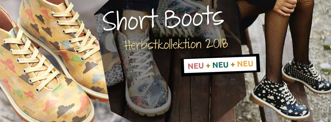 DOGO Short Boots