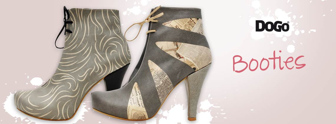 DOGO Ankle Boots