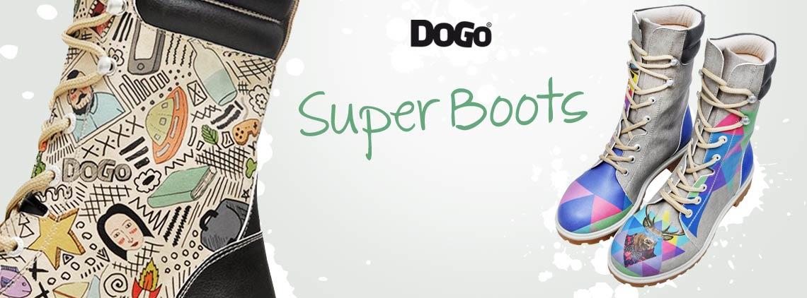 DOGO Super Boots