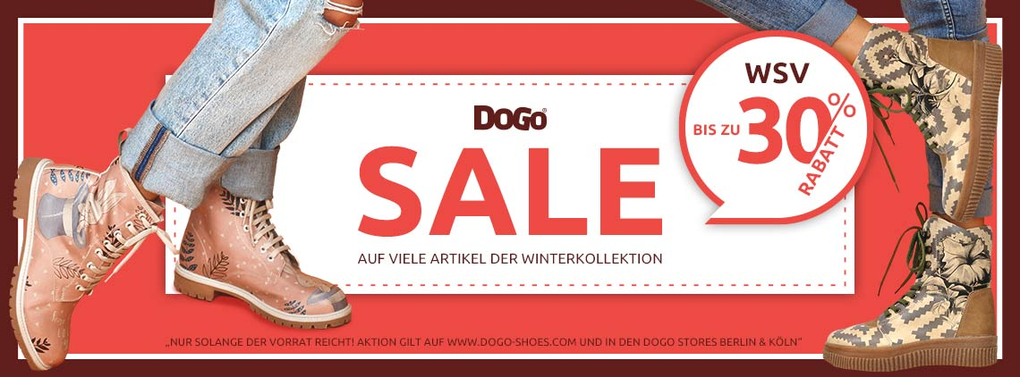 DOGO Winter SALE 2020