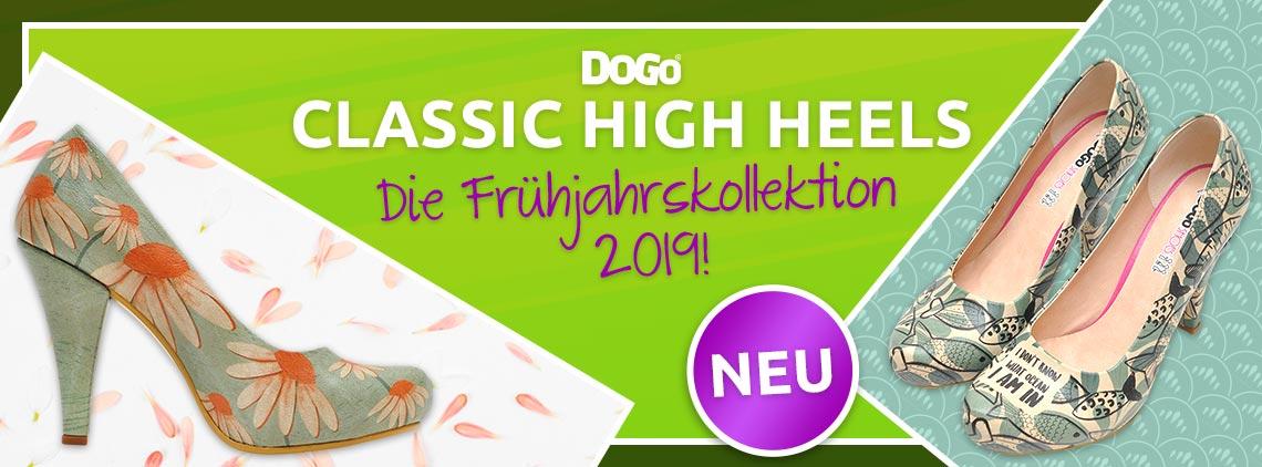 Classic High Heels 2019