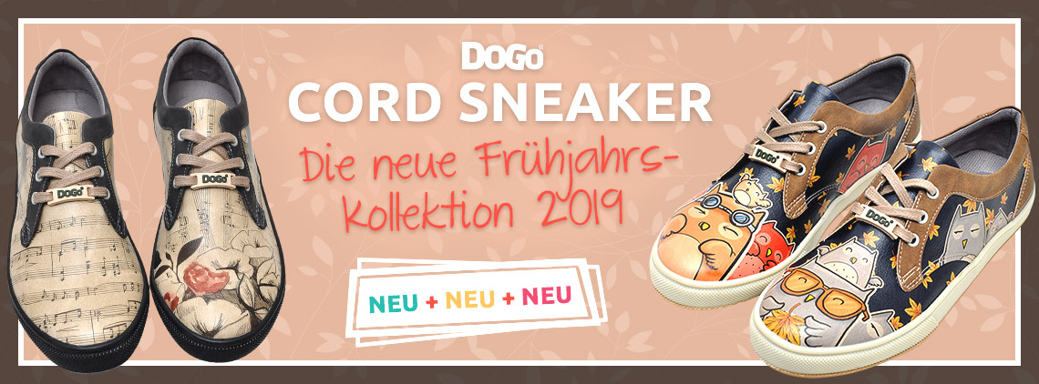 Cord Sneaker 2019