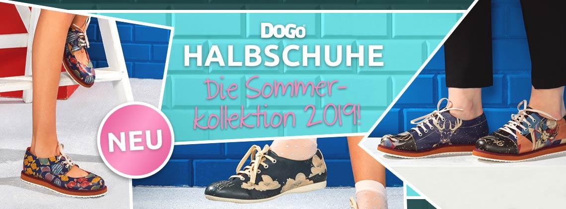Halbschuhe 2019