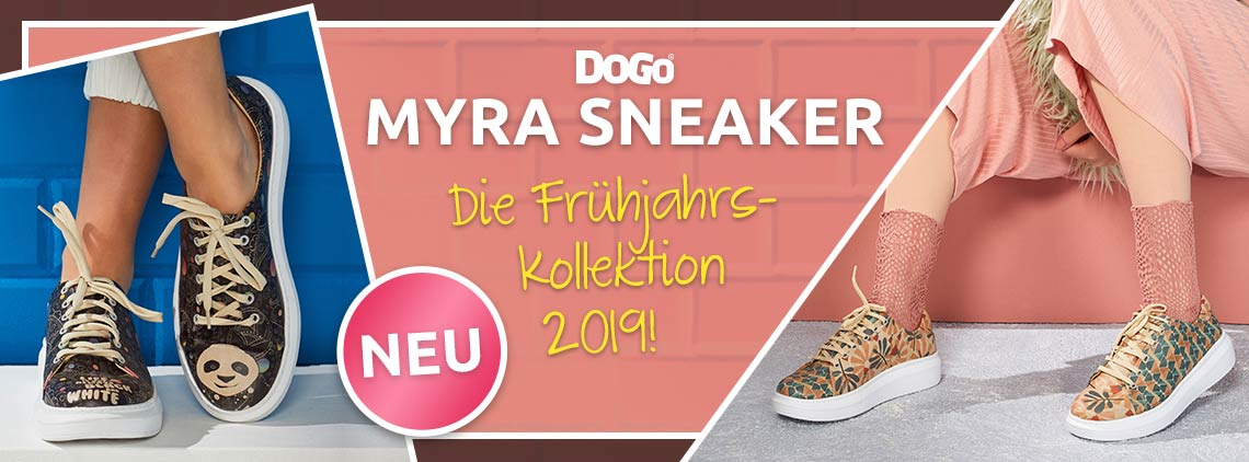 Myra Sneaker 2019