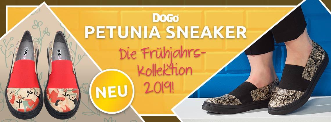 Petunia Sneaker 2019