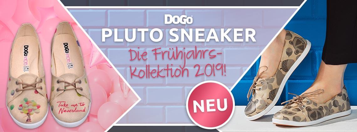 Pluto Sneaker 2019