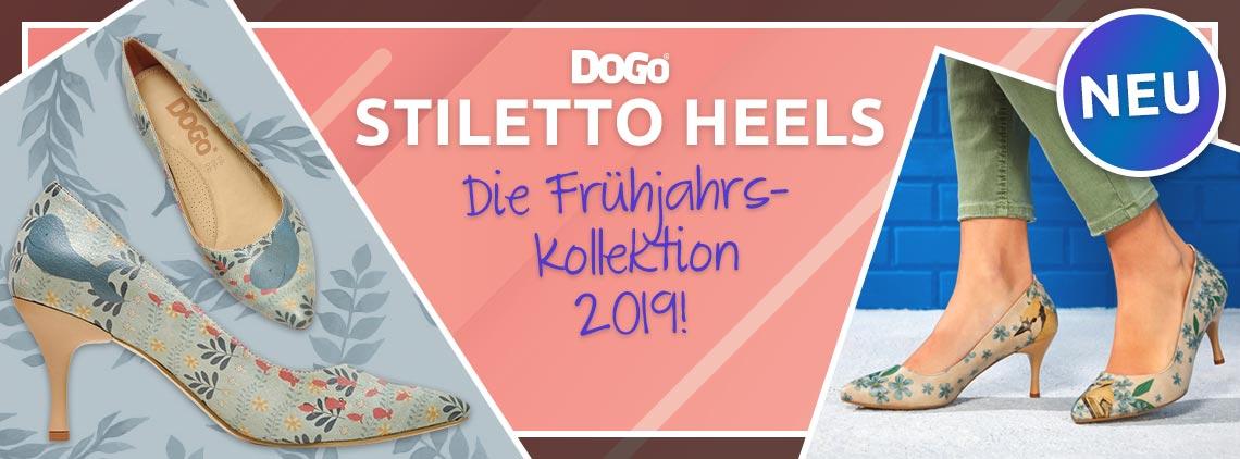 Stiletto's 2019