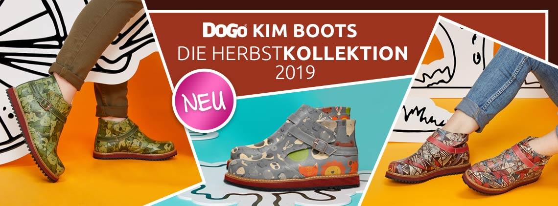 Kim Boots 2019